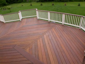 Ipe Decking Adds