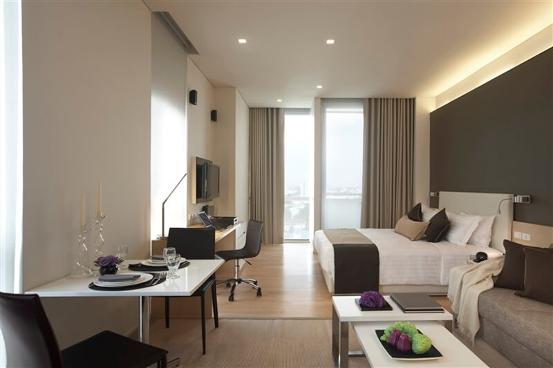 serviced apartment orchard singapore