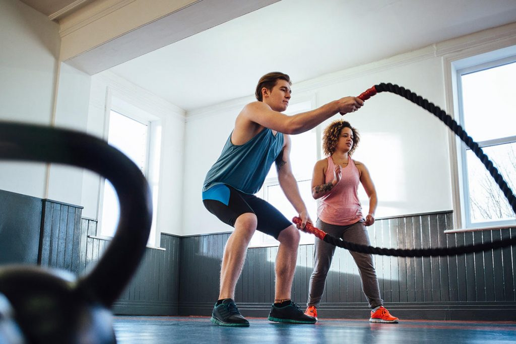 Personal Trainer Manchester