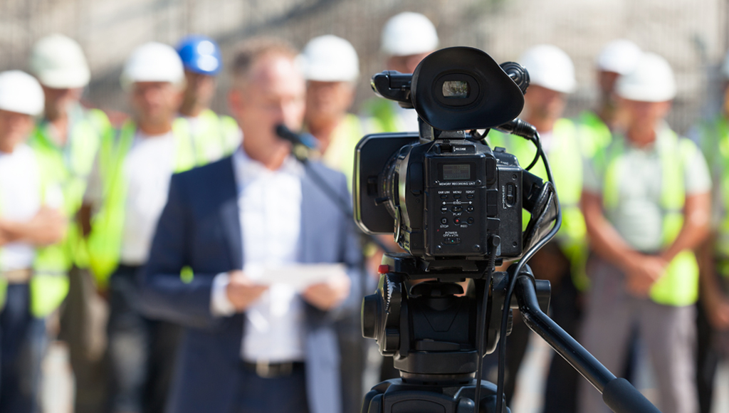 Corporate Videographer For Business